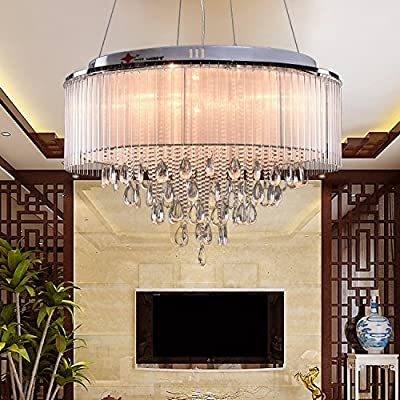 OOFAY LIGHT® G4 8-head modern crystal chandelier?art crystal chandelier for the living room, and bedroom crystal chandelier