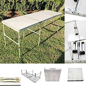 magshion furniture tri folding table