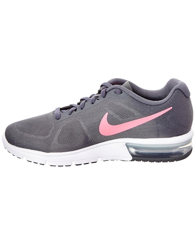 new styles 33cca d833b Amazon.com   Women s Nike Air Max Sequent Running Shoe   Running