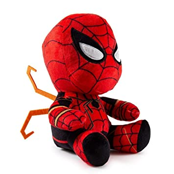 Amazon.com: Kidrobot Marvel Infinity War Phunny Spider-Man ...