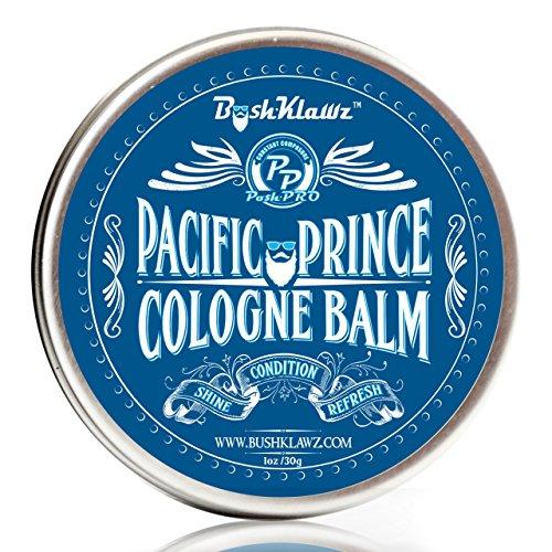 BushKlawz Pacific Prince Solid Cologne Balms
