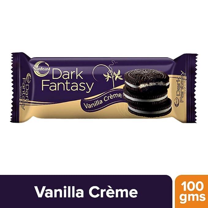 Sunfeast Dark Fantasy Vanilla, 100 g