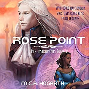 Rose Point Audiobook