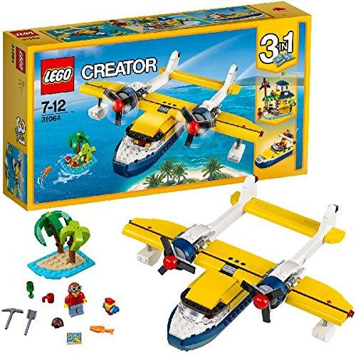 LEGO - 31064 - Creator - Jeu de Construction - Les Aventures sur l'île