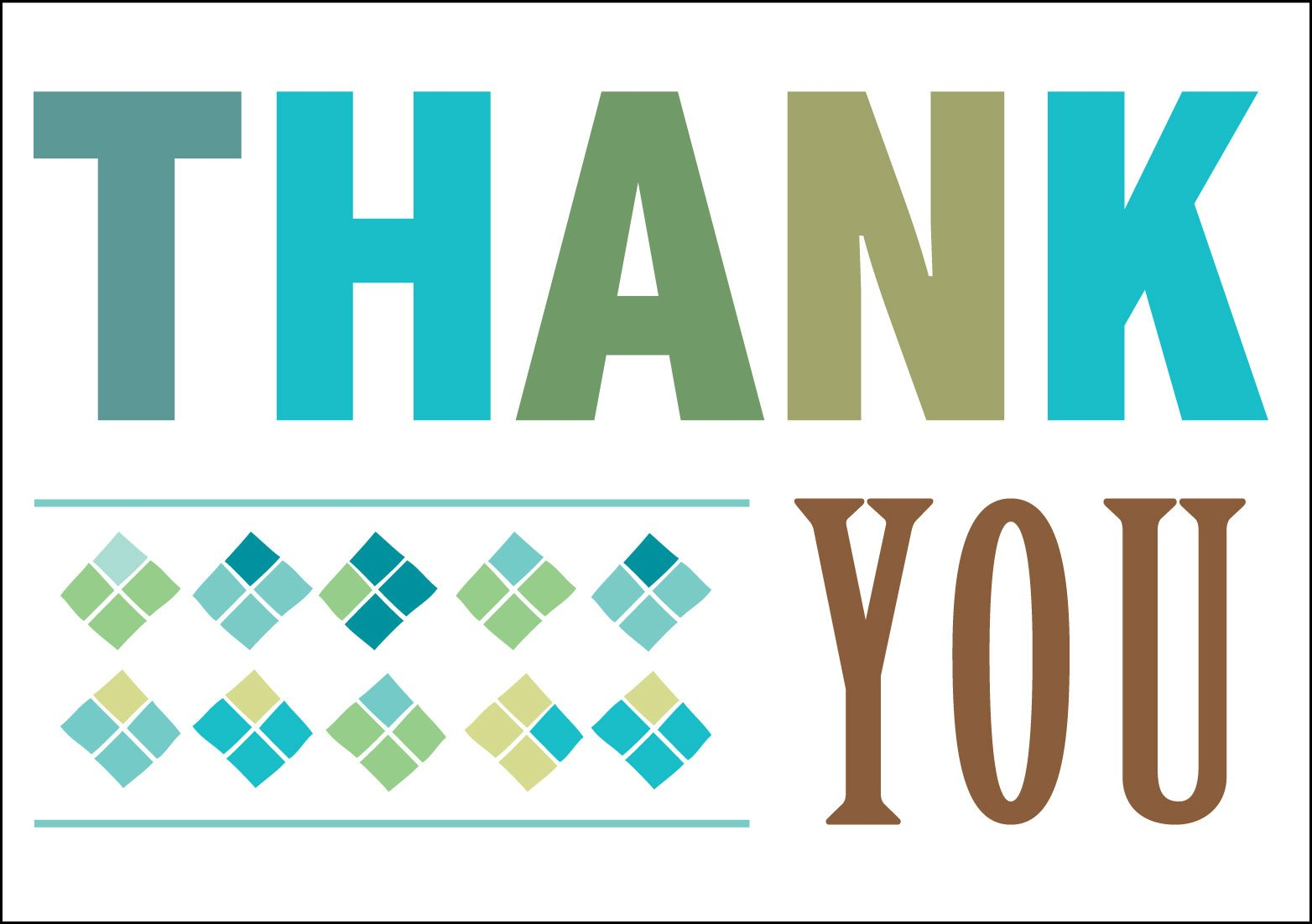 Amazon.com $500 Gift Card in a Greeting Card (Thank You Design) by Amazon (Image #2)