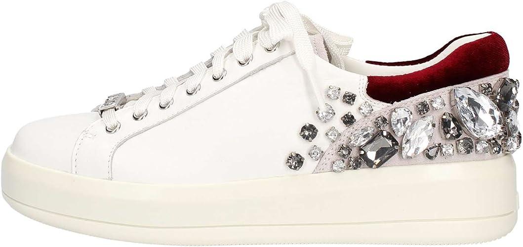 LIU JO Sneakers Kim Bianco FW18 41