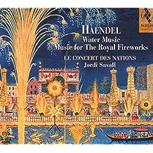 Handel: Water Music; Music for the Royal Fireworks [Hybrid SACD]