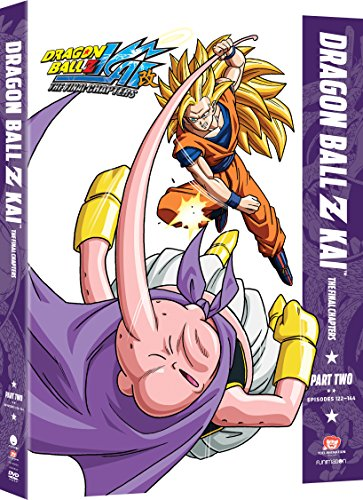 Dragon Ball Z Kai: The Final Chapters Part Two