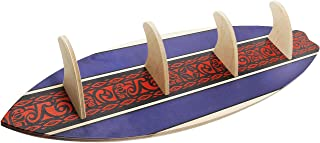 product image for Polynesian Towel Rack or Coat Rack, Bathroom Rack, Surf Decor, Entry Way Rack, Key Rack, Towel Hook, Towel Holder, Beach House Rack