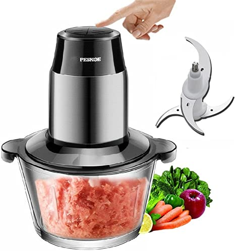 Details about  /Electric Meat Grinder Food Processor Chopper Blender Slicer Kitchen Veggie Fruit