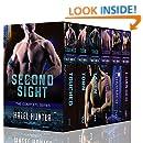 Second Sight Box Set: An FBI Psychic Romance Series