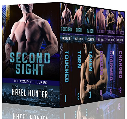 (Second Sight Box Set: An FBI Psychic Romance Series)