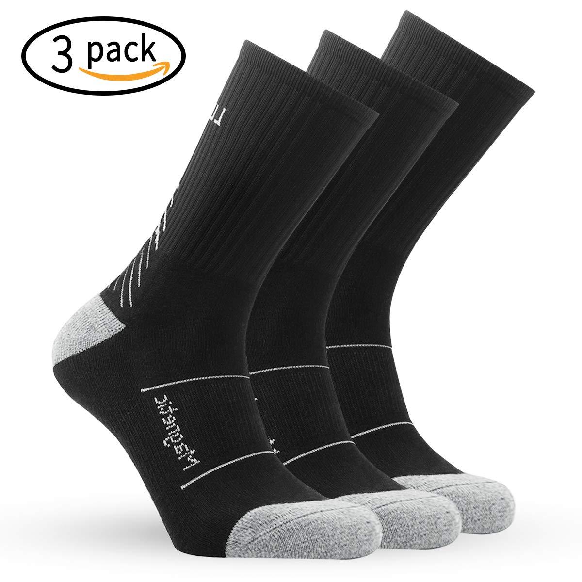 IMITOR Calcetines de Senderismo para Hombre y Mujere Algodón Transpirable Calcetines de Trekking Calcetines Térmicos para Actividades al Aire Libre Ciclismo ...