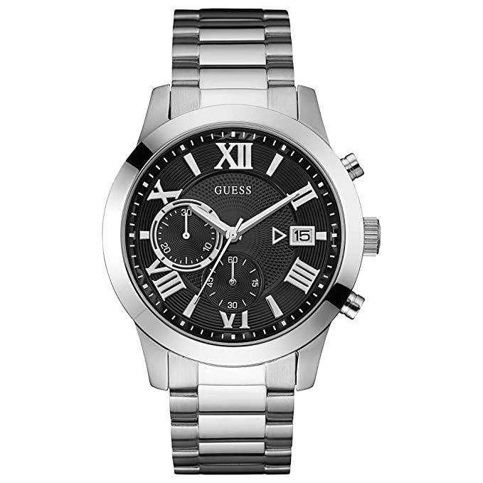 La marca de lujo Guess hace relojes económicos.