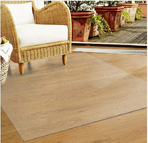 Home Cal Chair or table mat for Floor Protection, Rectangular and Grinding,Multi-sizes (30''x39'') by  Home Cal