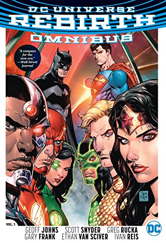 DC Rebirth Omnibus Expanded Edition by DC Comics