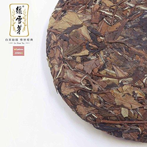 2016 ''Yihui'' 9-years Aged Shoumei Lvxueya Chinese Fuding Baicha White Tea 357g