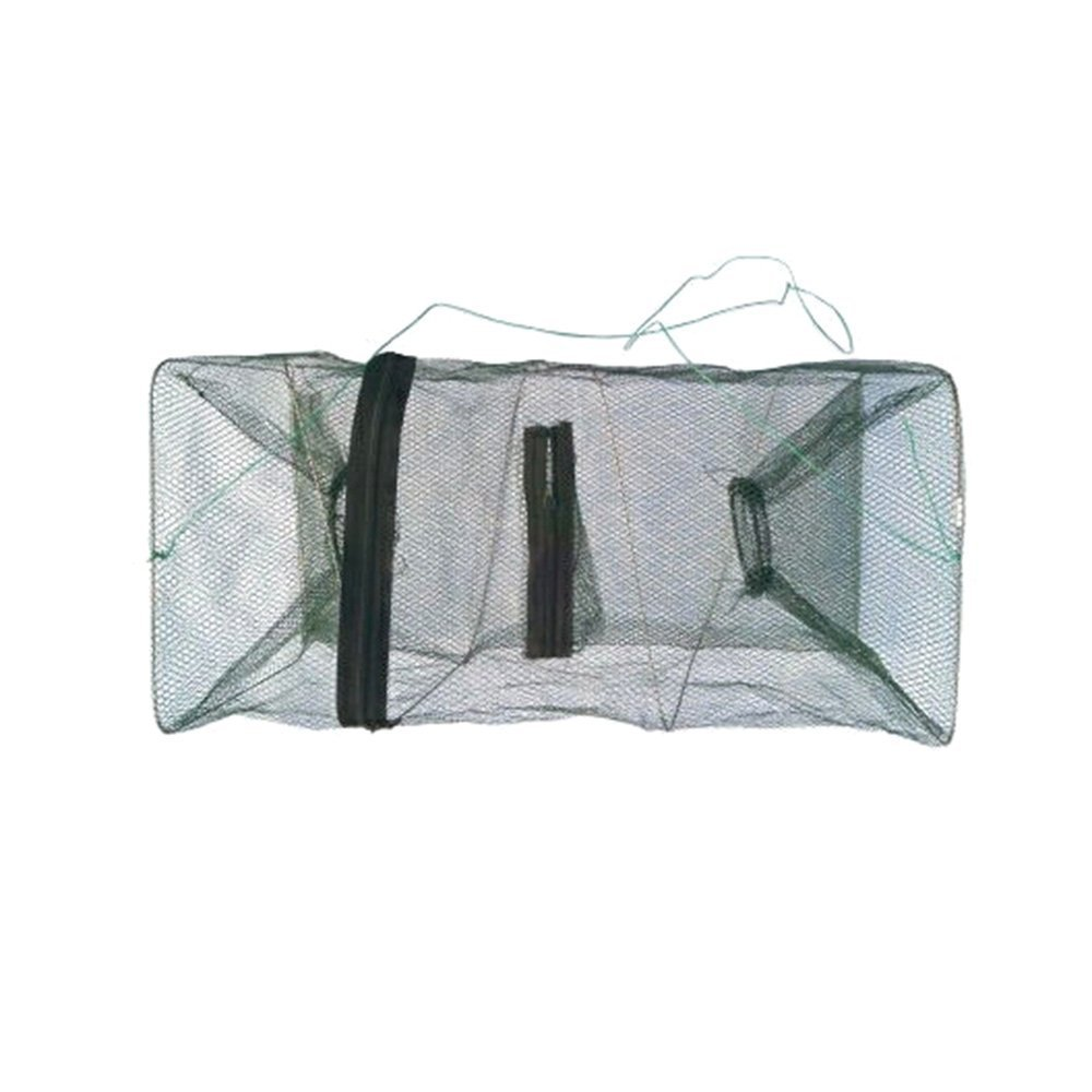 Folding Fishing Bait Trap Net Cage for Crab Fish Lobster MMRM MmrmS-1000091