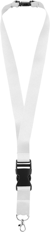 Bullet Yogi Lanyard With Detachable Buckle