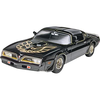 Revell/Monogram '77 Pontiac Firebird Smokey & The Bandit Kit: Toys & Games
