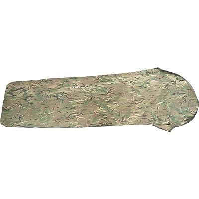 British Army-Bolsa para Bivouac de 1 Fila Tejido Goretex