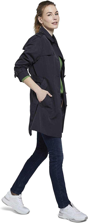 TOM TAILOR Damen Trenchcoat