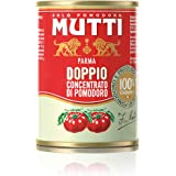 Mutti — 4.94 oz. 12 Pack of Double Concentrated Tomato Paste - Can (Doppio Concentrato) from Italy's #1 Tomato Brand. Adds ri