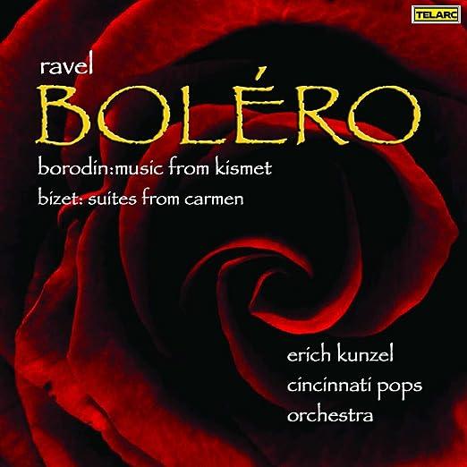 Ravel: Bolero -& Cincinatti Pops: Kunzel,Erich: Amazon.es ...