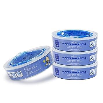 Angelcare Windelentsorgungs-System Refill Kassetten 6er Pack