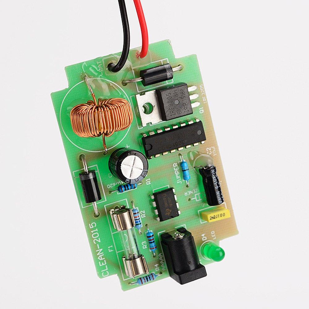 Spower 12V 7-30Amps Lead Acid Battery Charger DIY Battery ...