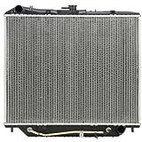 Spectra Premium cu1302Complete Radiador para Isuzu Trooper/ARA SLX