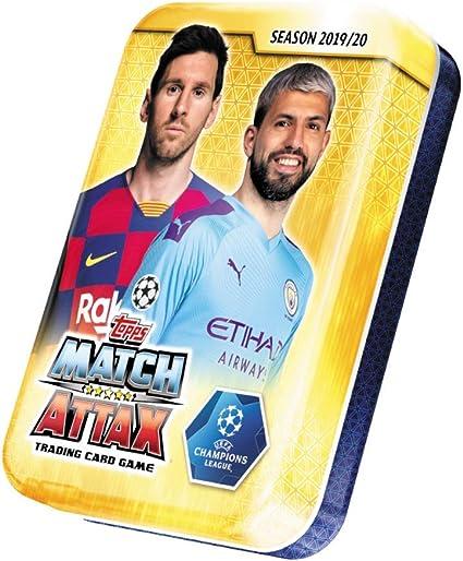 Match Attax Liga de Campeones 2019-hombre del partido