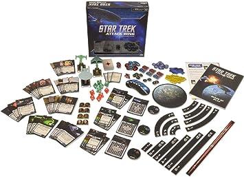 STAR TREK Attack Wing - Juego de Mesa (en inglés): Amazon.es ...