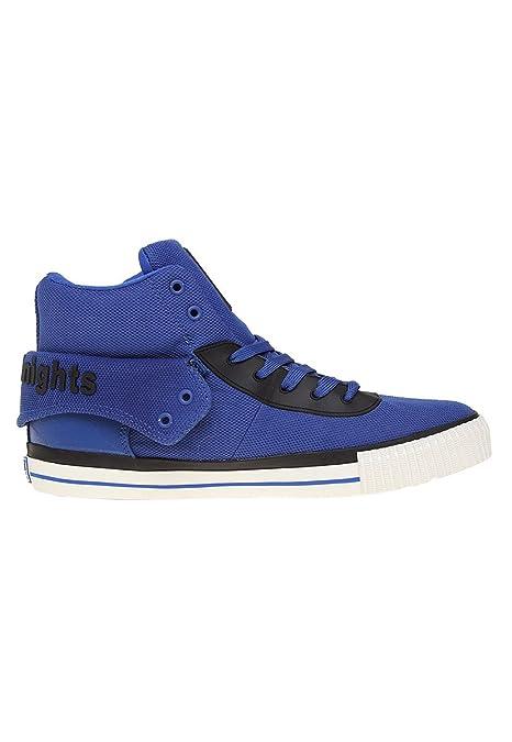 Zapatos azules British Knights para hombre FeOue