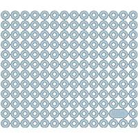 OU PP 500 AZGF Tapete Trium, Azul Glacial Fechado