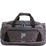 Cheap Fila Victory 2.0 Gym Sports Bag, Grey/Navy, One Size