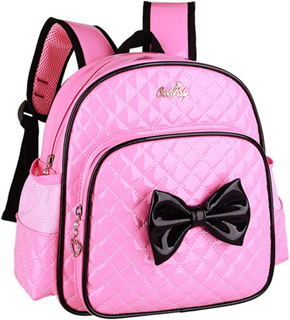 Elgnoy New Style Toddler Kids Schoolbag Girls Kindergarten School Backpack