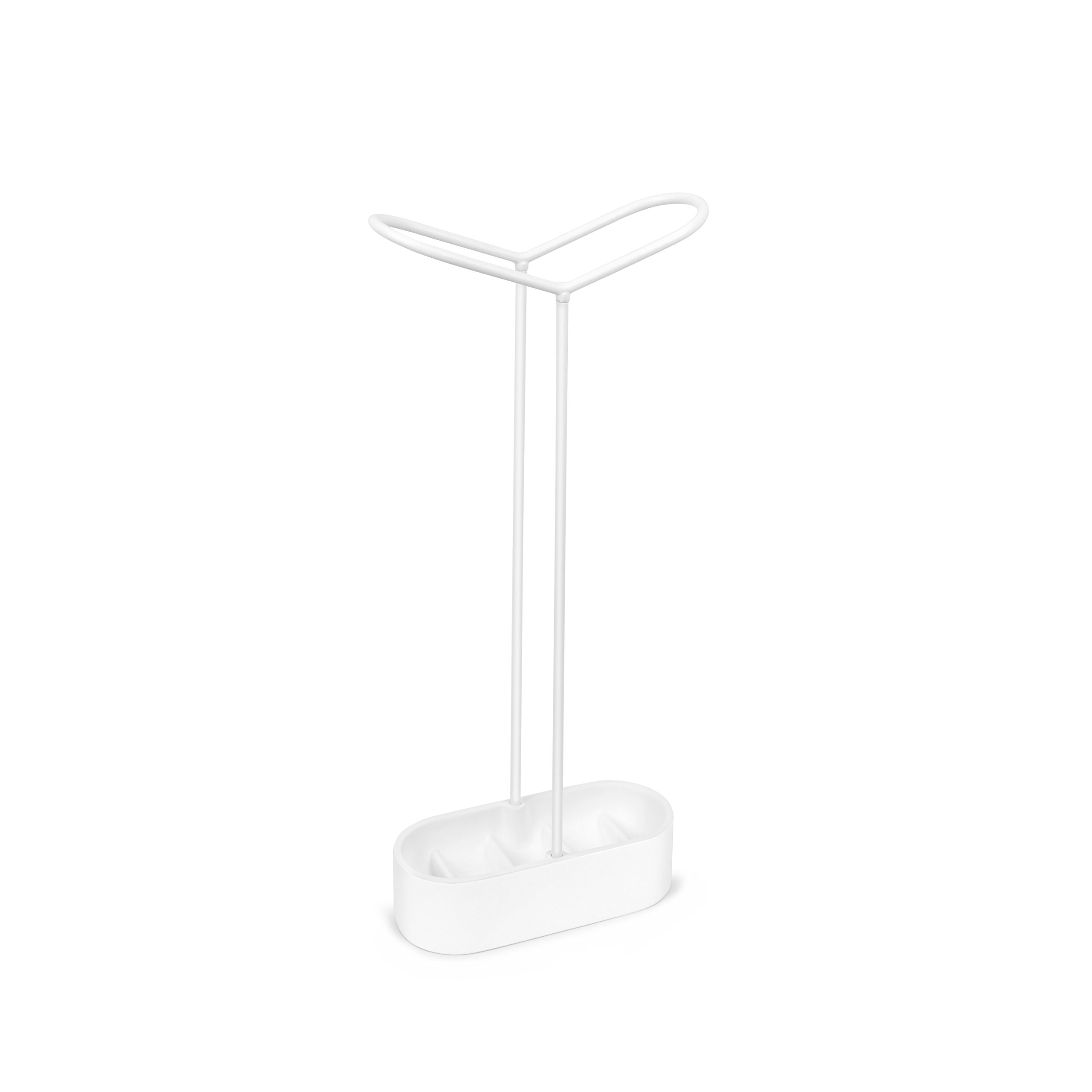 Umbra Holdit Umbrella Stand, White