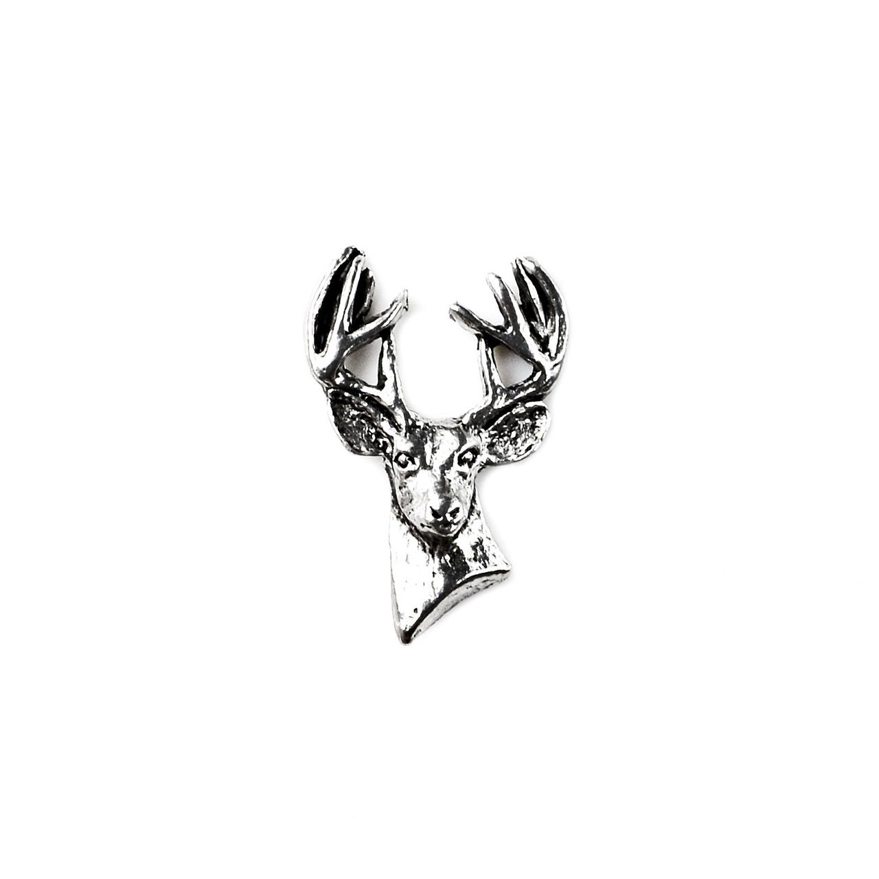 Quality Handcrafts Guaranteed Deer Lapel Pin