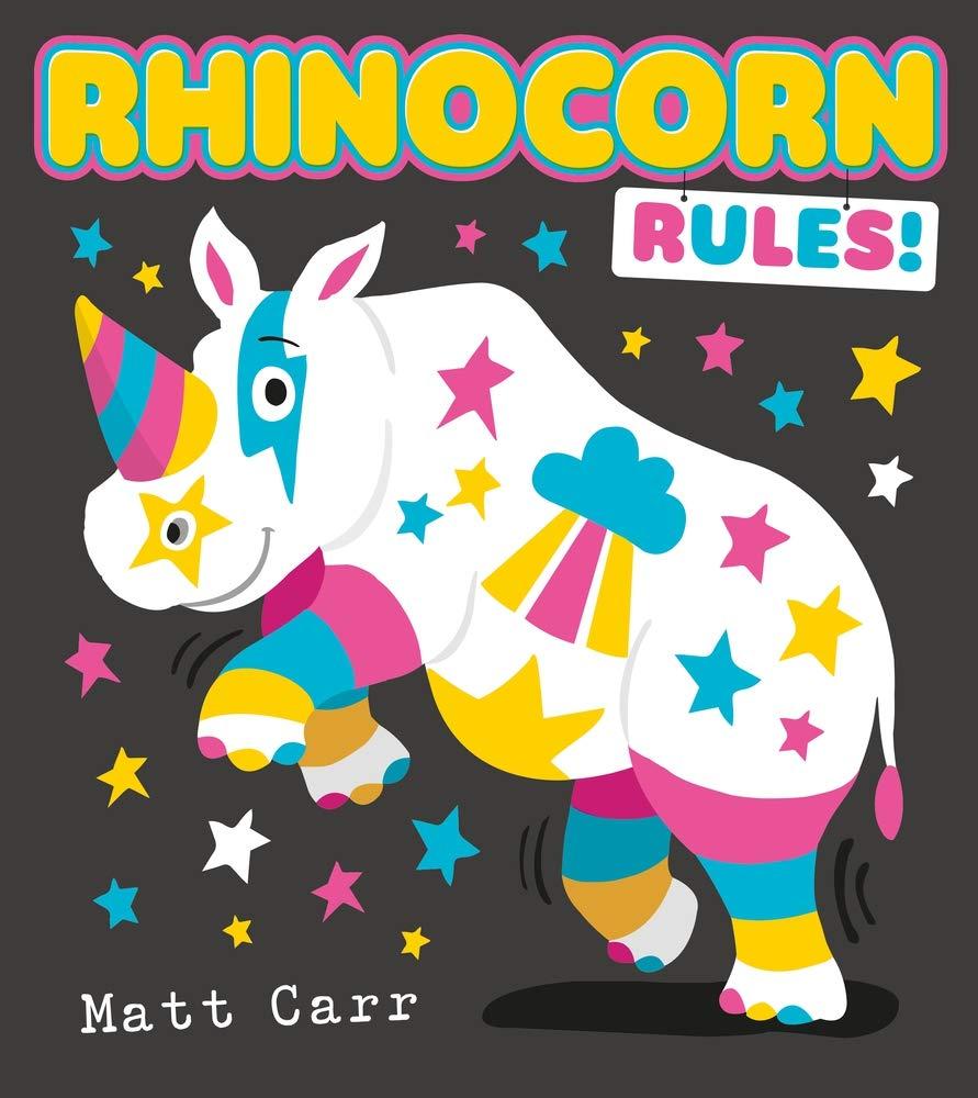 Rhinocorn Rules: Amazon.es: Carr, Matt: Libros en idiomas ...