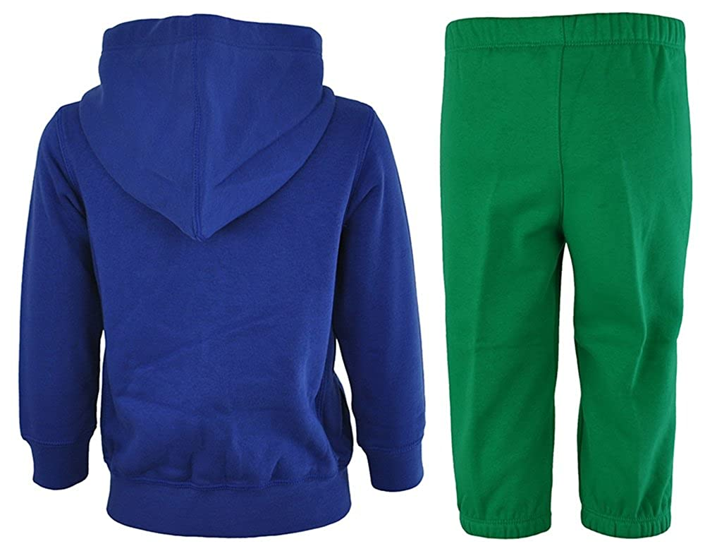 Nike Kids Tracksuit niños chándal bebé azul, Tamaño:12 - 18 M ...