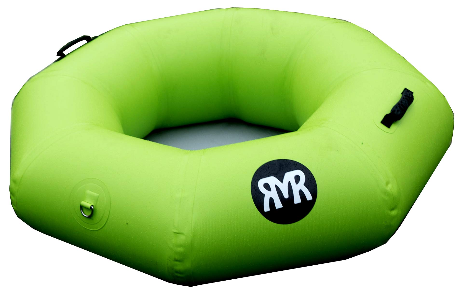 Rocky Mountain Rafts River Tube - Float Tube - Snow Tube (Lime Green, RTR-48) by Rocky Mountain Rafts