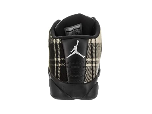 c3e1f1cf0d8480 Nike Jordan Men s Jordan Horizon Low Premium Black Light Bone Infrared 23  Basketball Shoe 12 Men US  Amazon.com.au  Fashion