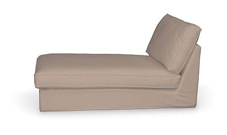Dekoria Kivik Chaise Sofa Cover For Ikea Kivik Model Beige Kivik