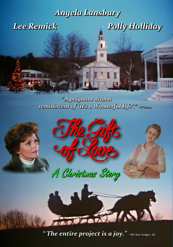 Amazon.com: The Gift of Love: A Christmas Story: Lee Remick, Angela ...