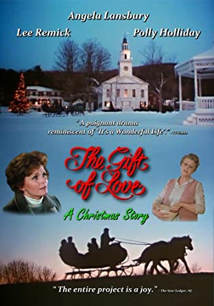 Amazon.com: The Gift of Love: A Christmas Story: Lee Remick ...