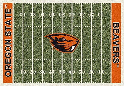 NCAA Home Field Rug - Oregon State Beavers, 5'4'' x 7'8'' by Millilken