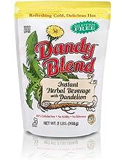 Dandy Blend Instant Herbal Beverage with Dandelion, 2lb / 908g