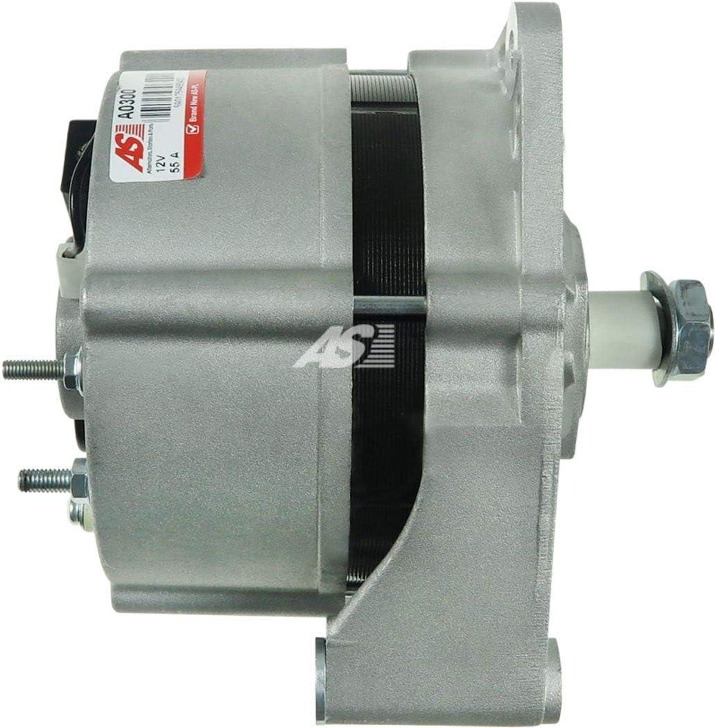 Alternador 12v 55a volvo 240 combi 760 740 combi 2.4 turbo diesel nuevo