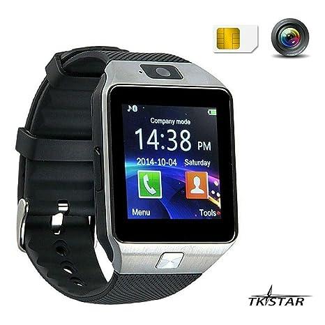"""Reloj Inteligente Hombre con Pantalla Táctil de 1.56 """"TFT LCD 240 * 240 Píxeles"""